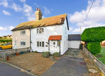 2 bed semi-detached house for sale in Chestfield Road, Chestfield, Whitstable, Kent CT5