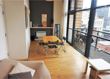 Thumbnail 2 bedroom flat to rent in 1 Aytoun Street, Manchester