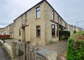 Thumbnail 3 bed end terrace house for sale in Quarry Bank Street, Burnley