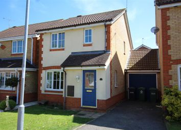 Thumbnail 3 bed detached house for sale in Austin Court, Yaxley, Peterborough