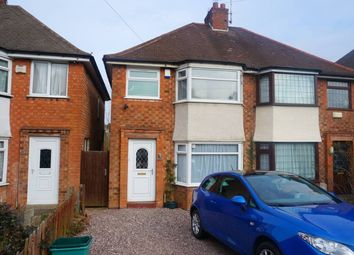 Thumbnail 4 bed semi-detached house to rent in Reservoir Road, Birmingham