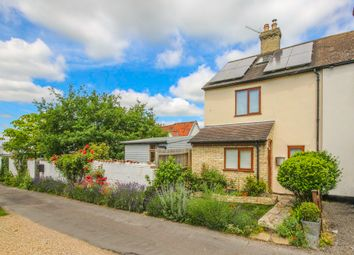 Thumbnail 3 bed semi-detached house for sale in Casburn Lane, Burwell, Cambridge