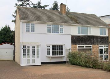 Thumbnail 3 bed property to rent in Fern Close, Warlingham