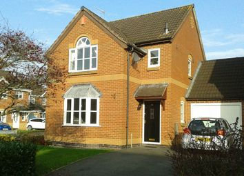 Thumbnail 3 bedroom detached house to rent in Mandalay Drive, Brockhill Village, Norton, Worcester
