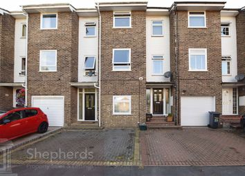 Thumbnail 4 bed terraced house for sale in Lammasmead, Broxbourne, Hertfordshire