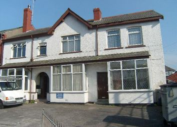 Thumbnail 1 bed flat to rent in Westmorland Avenue, Blackpool