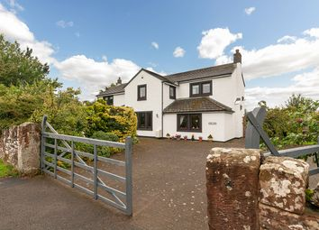 Thumbnail 4 bed detached house for sale in Jalna, Baggrow, Aspatria, Wigton, Cumbria