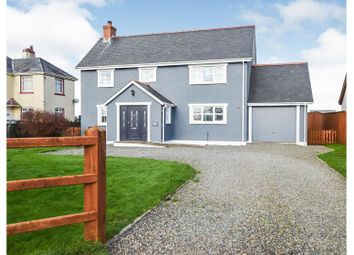 Thumbnail 4 bed detached house for sale in Trefgarn-Owen, Haverfordwest
