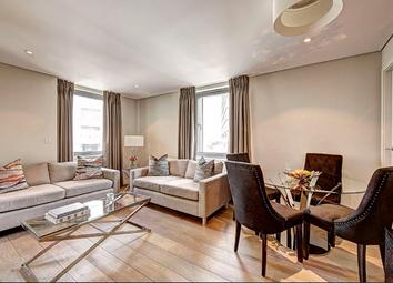 Thumbnail 3 bedroom flat to rent in Merchant Square, East Harbet Road, Paddington, London