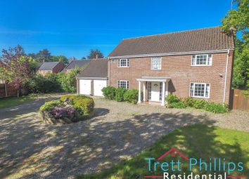 Thumbnail 5 bedroom detached house for sale in Market Street, Tunstead, Norwich