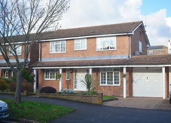 Thumbnail 4 bed detached house for sale in The Avenue, Orpington, Kent
