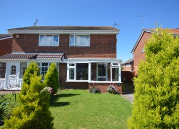 Thumbnail 2 bed semi-detached house to rent in Alnwick Drive, Moreton, Wirral