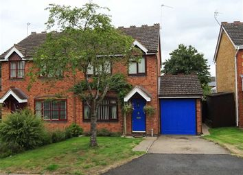 Thumbnail 3 bedroom semi-detached house to rent in 10, Orchard Drive, West Felton, Oswestry, Shropshire