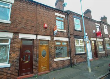 Thumbnail 2 bed terraced house to rent in Holly Place, Heron Cross, Stoke-On-Trent