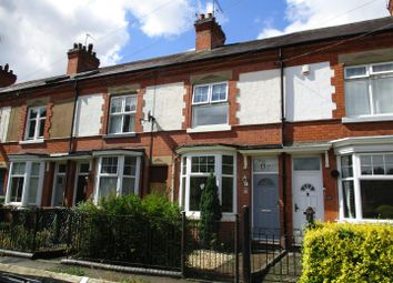Thumbnail 2 bed terraced house for sale in Welford Road, Blaby, Leicester