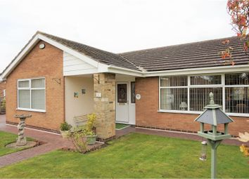 Thumbnail 3 bed detached bungalow for sale in The Hawthorns, York