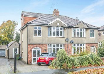 Thumbnail 4 bed semi-detached house for sale in Kenmore Crescent, Filton Park, Bristol