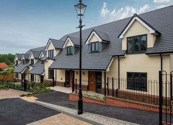 Thumbnail 2 bed cottage for sale in Plot 78, 4 Brook Place, Debden Grange, Saffron Walden
