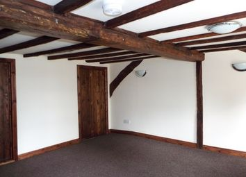 Thumbnail 1 bed flat to rent in Lichfield Trading Estate, Lagrange, Tamworth