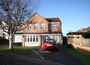 Thumbnail 5 bed detached house for sale in Somin Court, Woodfield Plantation, Doncaster