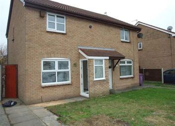 Thumbnail 3 bed semi-detached house to rent in Lavender Way, Walton, Liverpool