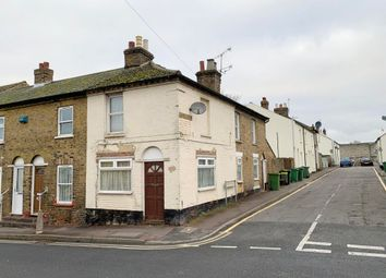 Thumbnail 2 bed end terrace house for sale in 41 Brewer Street, Maidstone, Kent