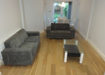 Thumbnail 3 bed flat to rent in Fordwych Road, Cricklewood, London