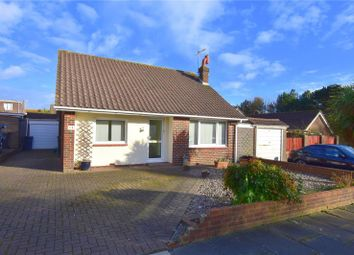 Thumbnail 2 bed detached bungalow for sale in St Marks Crescent, Sompting, West Sussex