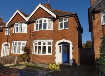 Thumbnail 3 bed semi-detached house to rent in Trowell Grove, Long Eaton, Nottingham
