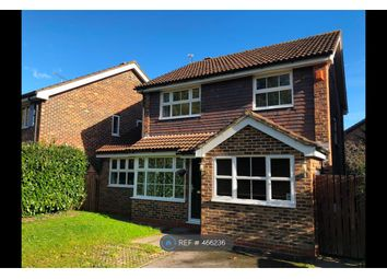 Thumbnail 4 bed detached house to rent in Cabbell Place, Addlestone