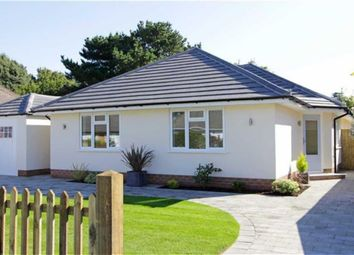 Thumbnail 3 bedroom detached bungalow for sale in Greenacre, Barton On Sea, New Milton