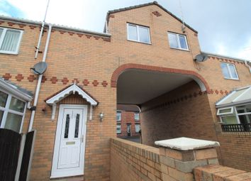 Thumbnail 1 bed flat to rent in Tennants Court, Cow Lane, Knottingley