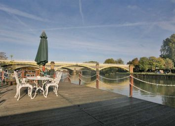Thumbnail Houseboat to rent in Ducks Walk, Twickenham