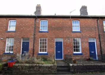 Thumbnail 2 bed terraced house to rent in 4, Foundry Terrace, Llanidloes, Powys