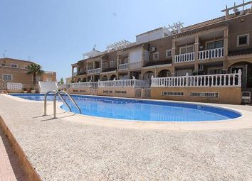 Thumbnail 3 bed town house for sale in Gated Complex, Playa Flamenca, Alicante, Valencia, Spain
