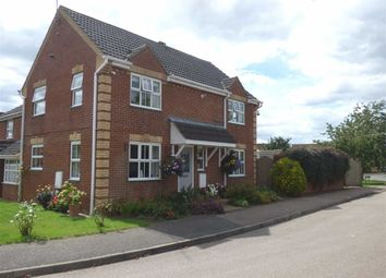 Thumbnail 4 bed detached house for sale in Wild Cherry Close, Woodford Halse, Daventry