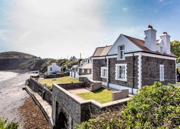 Thumbnail 4 bed detached house for sale in The Anchorage, Church Road, Maughold