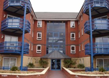 Thumbnail 2 bed flat to rent in Mountbatten Close, Preston