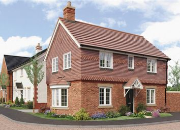 "Thumbnail 3 bed detached house for sale in ""Downshire"" at Anstey Road, Alton"