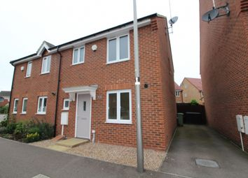 Thumbnail 3 bed semi-detached house for sale in Dewsbury, Oakridge Park, Milton Keynes