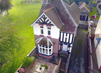 Thumbnail 4 bed detached house for sale in Wrekin Road, Wellington, Telford, Shropshire