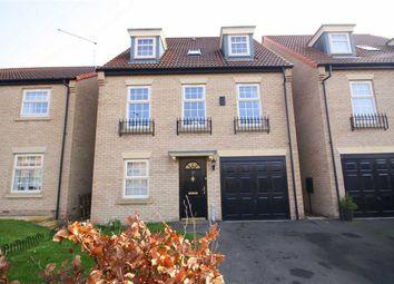Thumbnail 4 bedroom detached house for sale in Edgbaston Drive, Retford, Nottinghamshire