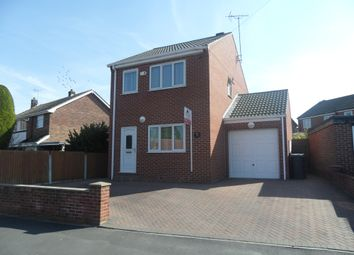 Thumbnail 3 bed detached house for sale in Lutterworth Drive, Adwick, Doncaster