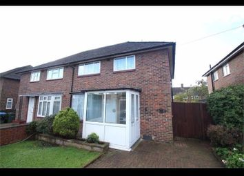 Thumbnail 4 bed semi-detached house to rent in Restons Cresent, New Eltham