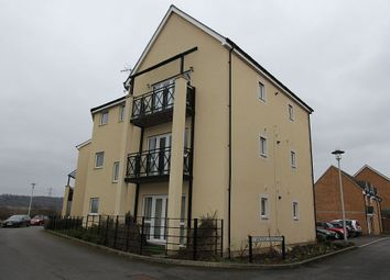 Thumbnail 2 bed flat for sale in Wagtail Crescent, Portishead, Bristol, Bristol