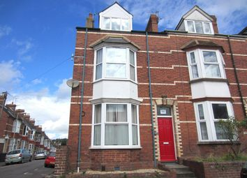 Thumbnail 6 bedroom end terrace house to rent in Elmside, Exeter