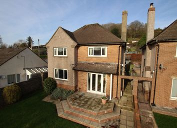 Thumbnail 3 bed detached house for sale in Camden Road, Brecon