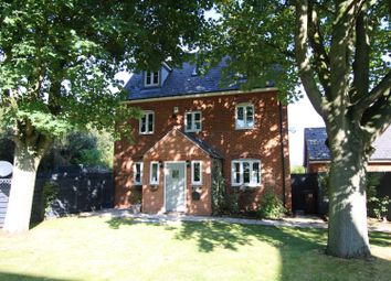 Thumbnail 5 bed detached house for sale in Tall Pines Road, Witham St. Hughs, Lincoln