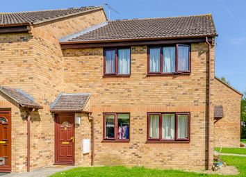 Thumbnail 2 bed maisonette for sale in The Larches, Carterton
