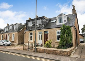 Thumbnail 4 bed semi-detached house for sale in Tryst Road, Stenhousemuir, Larbert